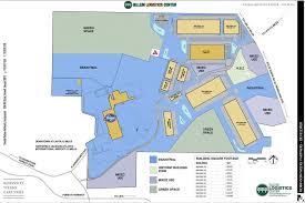 master site plan gillem logistics center