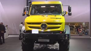 mercedes unimog truck mercedes unimog u 5023 4x4 2017 exterior and interior in 3d