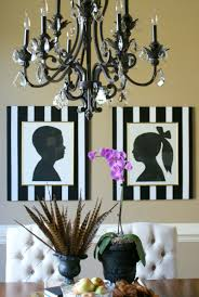 oversized wall art diy layered silhouette oversized wall art dimples and tangles