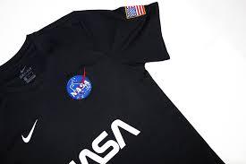 Custom Flag Football Jerseys Nasa Deep Space Jersey Theconceptclub