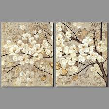 White Flower Wall Decor N Gl Wall Art Wall Decor Affordable Hanging Wall Art Canvas Prints