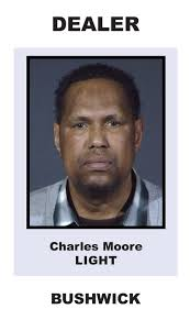 Charles Moore by Former Professional Basketball Player Fly Williams Among 13