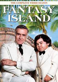 is fantasy island and mr roarke real