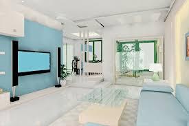 contemporary modern living room ideas with light blue sofa also