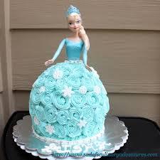 doll cake elsa doll cake my culinary adventures