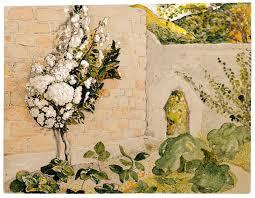 pear tree in a walled garden 1829 samuel palmer wikiart org