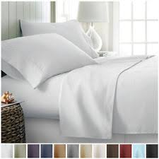 Are Microfiber Sheets Comfortable Microfiber Sheets And Pillowcases Ebay