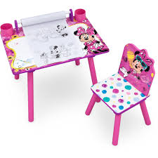 Mickey Mouse Lawn Chair by Disney Minnie Mouse Room In A Box With Bonus Chair Walmart Com