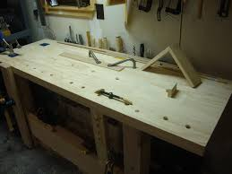 Popular Woodworking Roubo Bench Plans by Building A Workbench Building A Hobby The Slightly Confused