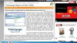 telecharger skype pour bureau télécharger et installer skype sur windows minutefacile com