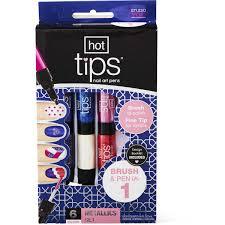 studio you tips nail art pens metallic set big w