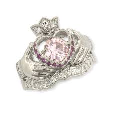 claddagh engagement ring joseph schubach jewelers