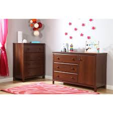 south shore cotton candy changing table with drawers soft gray south shore cotton candy 3 drawer sumptuous cherry changing table