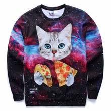 popular rainbow cat sweatshirt buy cheap rainbow cat sweatshirt