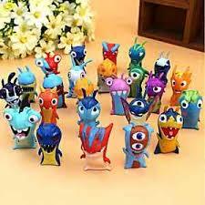 24 slugterra elemental slugs toys slug terra action figure doll