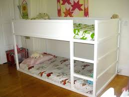bunk bed table attachment bunk bed bedside table attachment ikea kids loft bed painted white