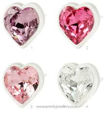 blomdahl earrings hypoallergenic blomdahl plastic heart stud