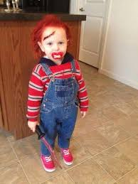 chucky costume for toddler chucky costume child