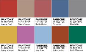 hair inspiration winning ways wear pantone u0027s fall 2016 colours