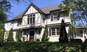 tudor house with a preservation past on tour in fisher park