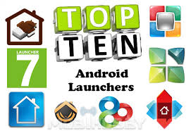 top ten android top 10 android launchers tricksmode