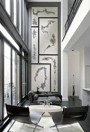 Wall Decor Interior Design Modern Row House By Lukas Machnik Interior Design Interior