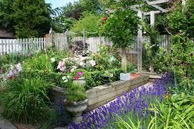 Gardens Ideas Cottage Garden Design Home Design Ideas