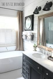 Builders Warehouse Bathroom Accessories by Our Diy Farmhouse Styled Bathroom Makeover