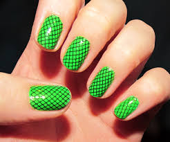 nail art 43 formidable green nail art picture inspirations green