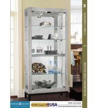 Curio Cabinets Under 200 Curio Cabinets Contemporary Curio Cabinets Four Glass Shelf