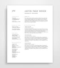 Facebook Resume Template Resume And Cover Letter Cv Template Curriculum Vitae