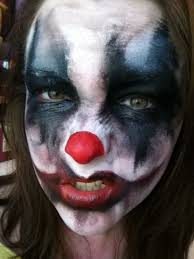 Evil Clown Halloween Costumes 25 Scary Clown Costume Ideas Clown Halloween