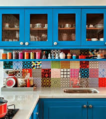 cuisine coloré awesome faience coloree cuisine gallery lalawgroup us