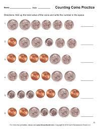 adding coins worksheet worksheets