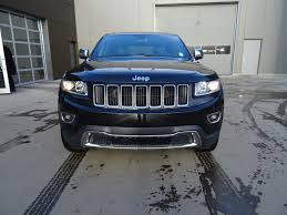 jeep gray blue pre owned 2016 jeep grand cherokee sport utility in edmonton
