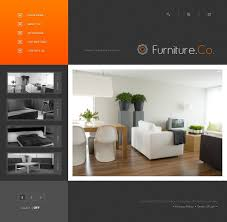 website template 15423 furniture company design custom website website design template 15423 portfolio creative idea mirror clock cutlery lighting ceiling bathroom kitchen live