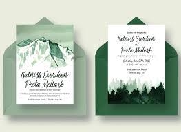 Program Template For Wedding 18 Gorgeous Invitation Templates For Weddings 2017 Colorlib