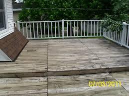 flat roof decks christmas ideas free home designs photos