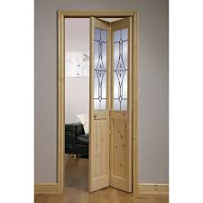 kitchen interior doors canterbury knotty pine etched 2 lite bifold interior door dunelm
