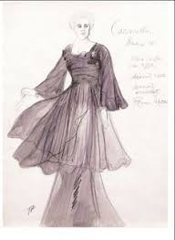 theadora van runkle the style saloniste theadora van runkle s design sketch for bonnie