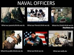 Navy Memes - what naval officers think they do navy memes clean mandatory fun
