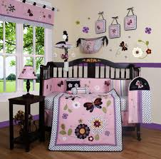 Purple Nursery Bedding Sets by Crib Bedding Sets Home Inspirations Design