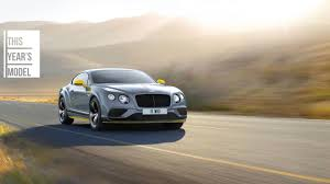 bentley coupe 2017 the 2017 bentley continental gt speed is a coupe de thrill the drive