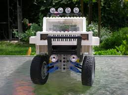 prerunner jeep comanche the world u0027s best photos of cherokee and lego flickr hive mind