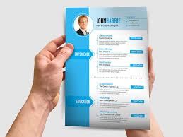 Resum Cv 4 Pages Professional Resume Cv Design By Contestdesign On Envato