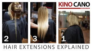 el paso hair extensions explained by kino cano youtube