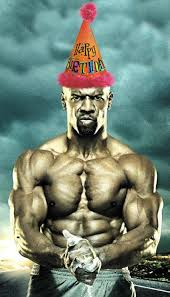 Birthday Workout Meme - happy 46th birthday to bad m fer terrycrews hope you have a