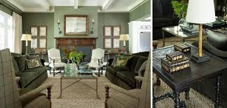 great colour scheme and living room design for a country home by