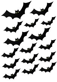 halloween bat printables bats halloween