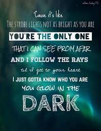 Glow Quotes Google Search Glow Party Pinterest Dark Quotes
